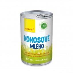 Kokosové mléko BIO 400 ml Wolfberry *