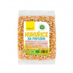 Kukuřice na popcorn BIO 250 g Wolfberry *