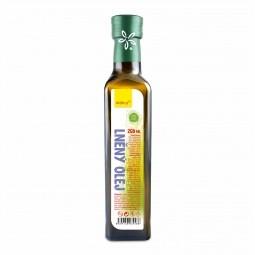 Lněný olej 250 ml Wolfberry