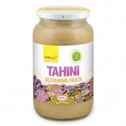 Tahini sezamové pasta 1000 g Wolfberry
