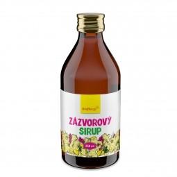 Zázvorový sirup 250 ml Wolfberry