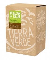 Prací gel z mýdlových ořechů na vlnu a funkční textil z merino vlny 5 l (bag in box)