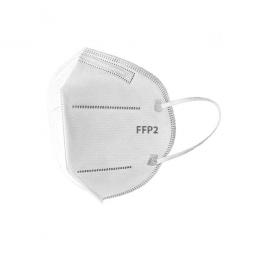 Respirátor-maska FFP2 - EN149:2001 A1: 2009    CE 0370  1ks