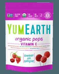 Lízátka ovocné s vitamínem C 85 g (14ks)
