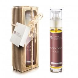 Avokádový olej 50 ml - dárkové balení