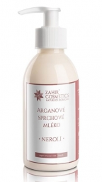 Arganový sprchové mléko - Neroli 200 ml
