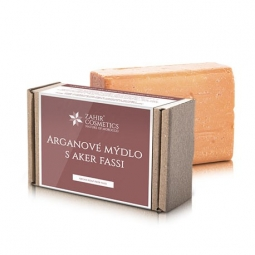 Arganové mýdlo s Aker fassi