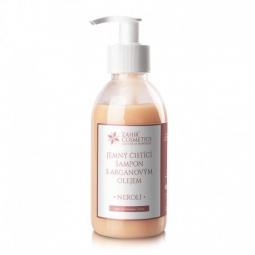 Jemný čistící šampon s arganovým olejem NEROLI