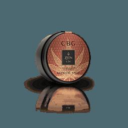 CBG Regenerační balzám s bambuckým máslem, 180 mg