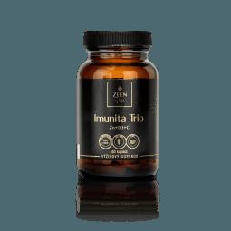 Tobolky Imunita Trio Zn + D3 + C, 60 ks