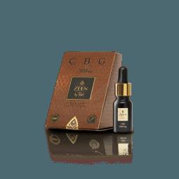 CBG + Coenzym Q10 oil, 2000 mg
