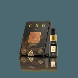 CBG + Coenzym Q10 oil, 500 mg