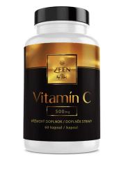 Tobolky Vitamin C 500 mg, 60 ks