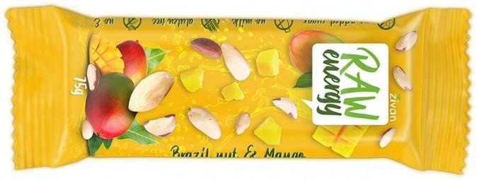 Tyčinka zívání - Para ořechy a mango