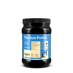 Premium Protein 360 g /9 dávek nugát