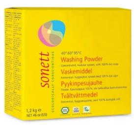 Koncentrovaný prášek na praní 1,2 kg