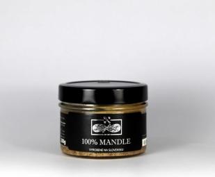 Máslo 100% Mandle