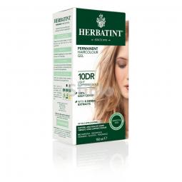 HERBATINT pernamentní barva na vlasy světlo-měděno zlatá 10DR
