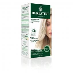 HERBATINT pernamentní barva na vlasy platinová blond 10N