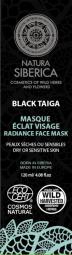 Severní černá čisticí pleťová maska
