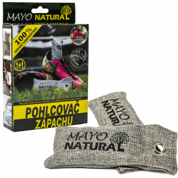 MAYONATURAL BAG (2x 75g) boty / brusle / lyžařky