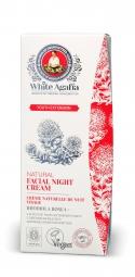 White Agafia - Prodloužení mládí - Noční pleťový krém 50 ml