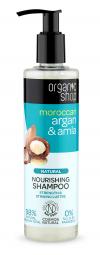 Organic Shop - Argan & Amla - Výživný šampon 280 ml
