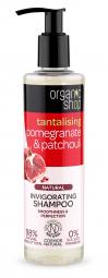Organic Shop - Granátové jablko & Pačuli - Povzbuzující šampon 280 ml