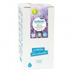 COLOR Sensitiv tekutý prací prostředek na barevně prádlo - 5 litrů