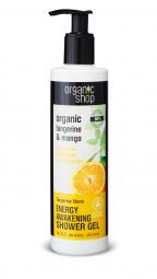 Organic Shop - Mandarinková bouře - Sprchový gel 280 ml