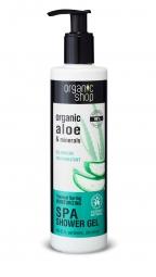 Organic Shop - Termální pramen - Sprchový gel 280 ml
