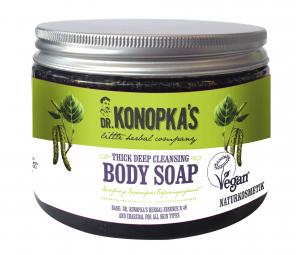 Dr.Konopka'S - Hloubkově čisticí husté tělové mýdlo 500 ml