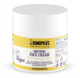 Dr.Konopka'S - Zklidňující krém na obličej pro citlivou pleť 50 ml