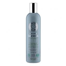Šampon - Objem a péče pro všechny typy vlasů