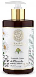 Flora siberica - kondicionér na vlasy pro dokonalé uzdravení poškozených vlasů