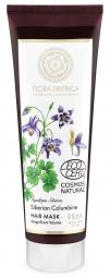 Flora siberica - Maska na vlasy pro velkolepý objem