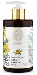 Flora siberica - Hydratační sprchový gel - Kurilský čaj