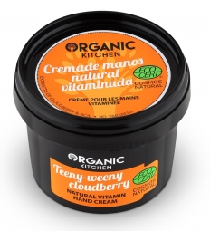 Přírodní vitamínový krém na ruce - moruška