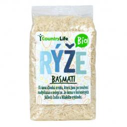Rýže basmati 500 g BIO