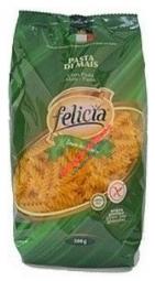 Těstoviny kukuřičné FUSILLI bezgl. 500g