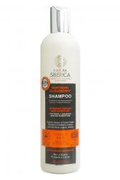 Šampon Severská moruška - Intenzivní obnova a výživa pro poškozené a barvené vlasy