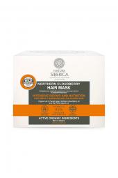 Vlasová Maska Severská moruška - Intenzivní obnova a výživa pro barvené a poškozené vlasy