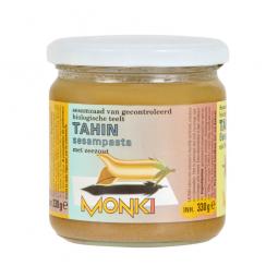 Tahini se solí 330g BIO   MONKI