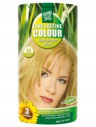 Hennaplus Dlouhotrvající barva Světlo Zlatá Blond 8.3