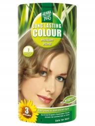 Hennaplus Dlouhotrvající barva Sytá Blond 7