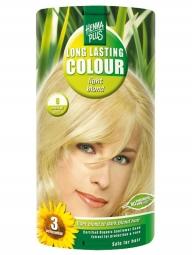 Hennaplus Dlouhotrvající barva Světlá Blond 8