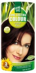 Hennaplus Dlouhotrvající barva Červeně Černá 2.66