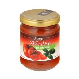 Omáčka rajčatová s bazalkou 190g BIO   ARCENCIEL