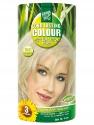 Hennaplus Dlouhotrvající barva Extra Stříbrná Blond 10.01