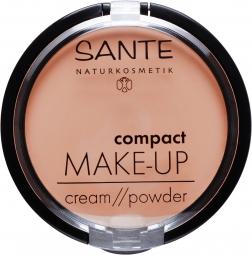 Kompaktní make-up 01 Vanilla 9 g